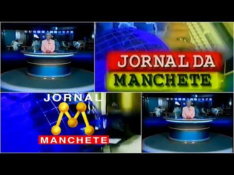 Jornalismo Manchete - Jornal da Manchete