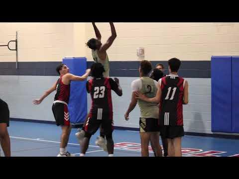 '21 6'10 F Faustin Phanor 4 Game Highlights