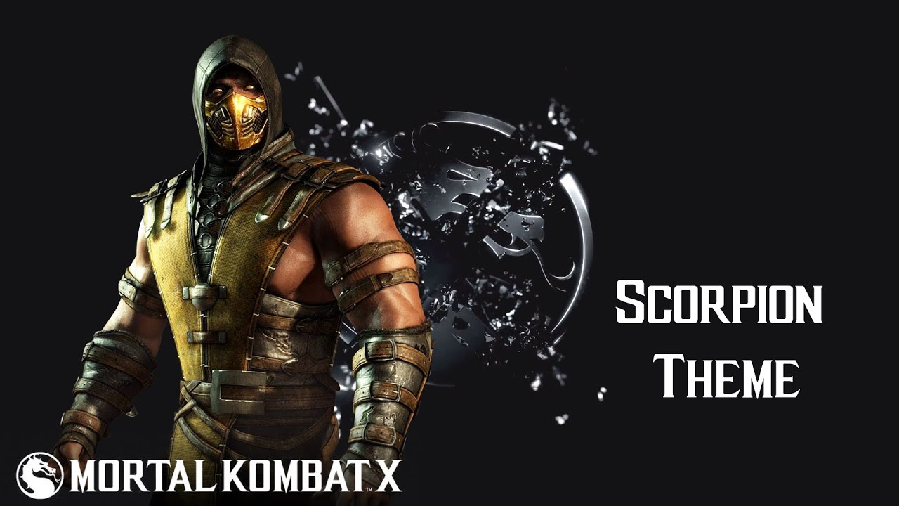 Mortal Kombat X Scorpion Ninjutsu Theme Youtube