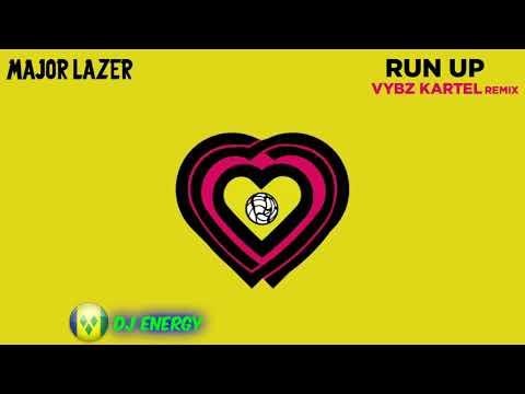 Major Lazer Ft. Vybz Kartel - Run Up (Official Remix) (Clean) September 2017