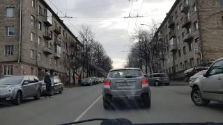 Экзамен  по вождению ☝️ в городе