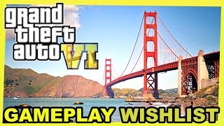 GTA 6 PC/PS4 Pro/Xbox One Gameplay Features : Map,Graphics,Physics /Wishlist video