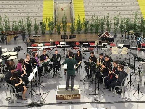 Liceo Musicale di Aosta Concorso Scandicci 2016 Insieme fiati