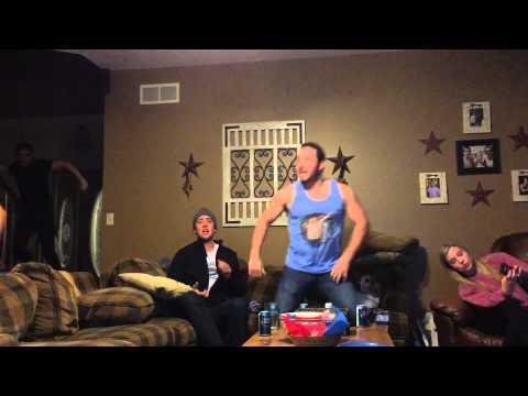 Super Bowl XLIX 4th Quarter Reaction Cam