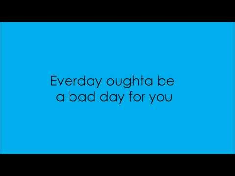 Chiddy Bang- Bad Day Lyrics