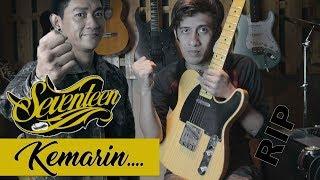 TRIBUTE TO SEVENTEEN - Kemarin Guitar Cover #staystrongifan