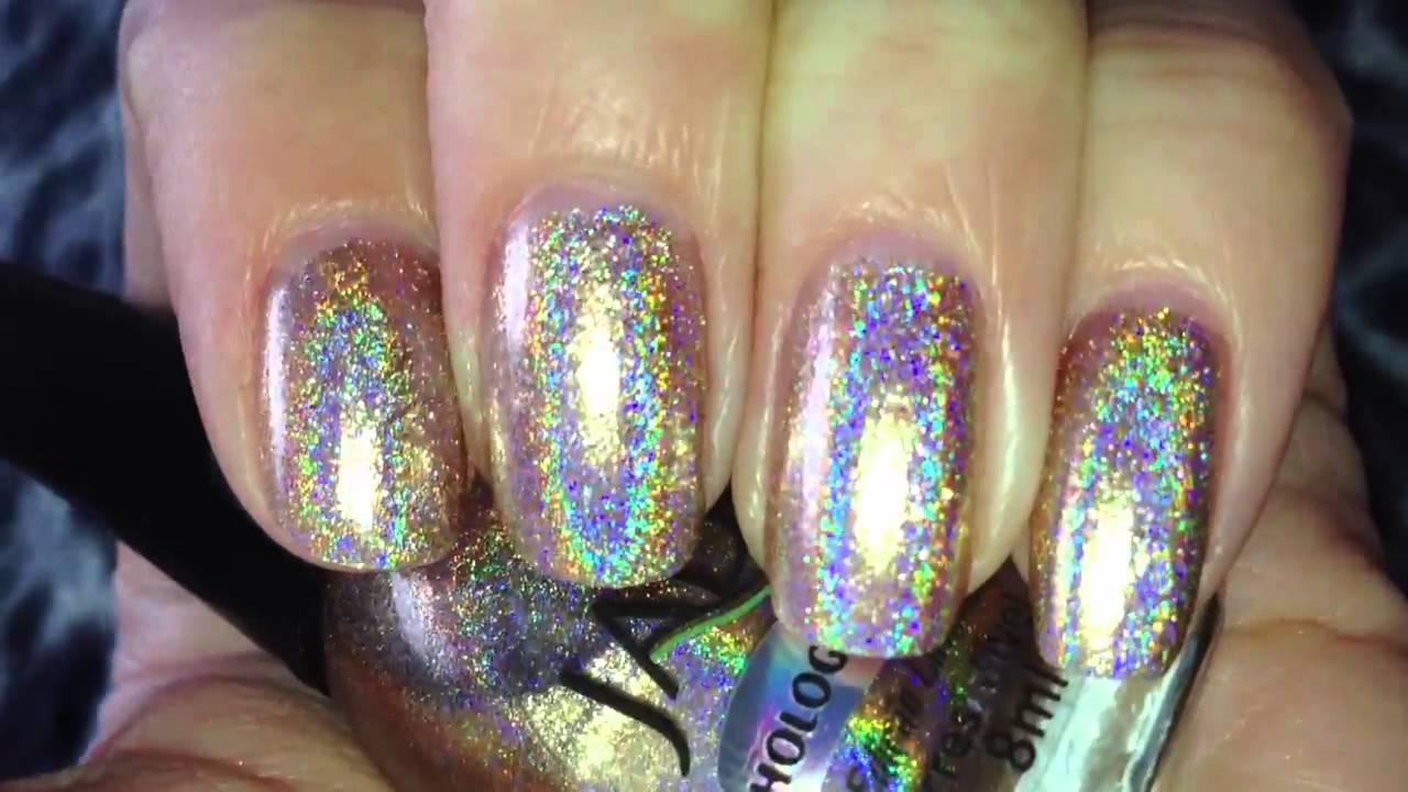 Jade Irresistivel holographic - YouTube