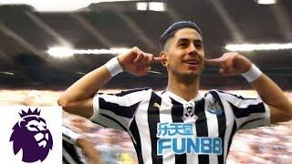 Ayoze Perez gives Newcastle a 1-0 lead against Southampton | Premier League | NBC Sports
