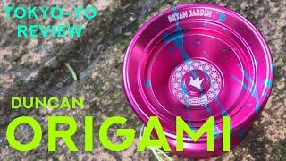 TokYo Yo Review Duncan Origami