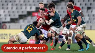 South Africa 17-22 Lions First Test reaction