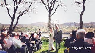 The Thayer Hotel Wedding Video | Cindie & Dan | Secret Fire Media