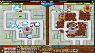 Bloons Tower Defence Battles | Darts are so OP!!!