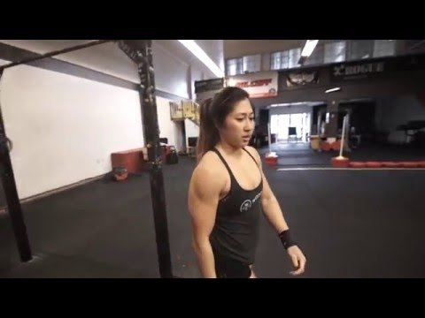 Minute To Win It - Open Workout 16.2 with Charis Chan of Berkeley CrossFit