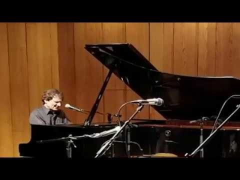 Andy Kimbel in a rare Piano performance of...