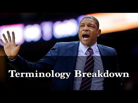 Playcall Terminology Breakdown