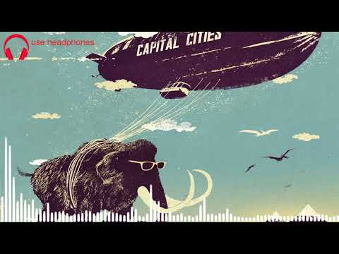 Capital Cities - Safe And Sound [8d audio]