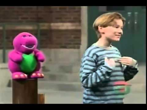 Chips turn for Big and little until Barney comes to life