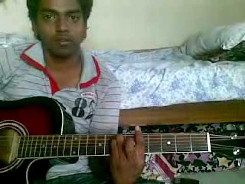 Kannukul kannai chords from VTV