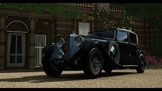 Forza Horizon 4 Testing Out The Bentley 8 Litre!