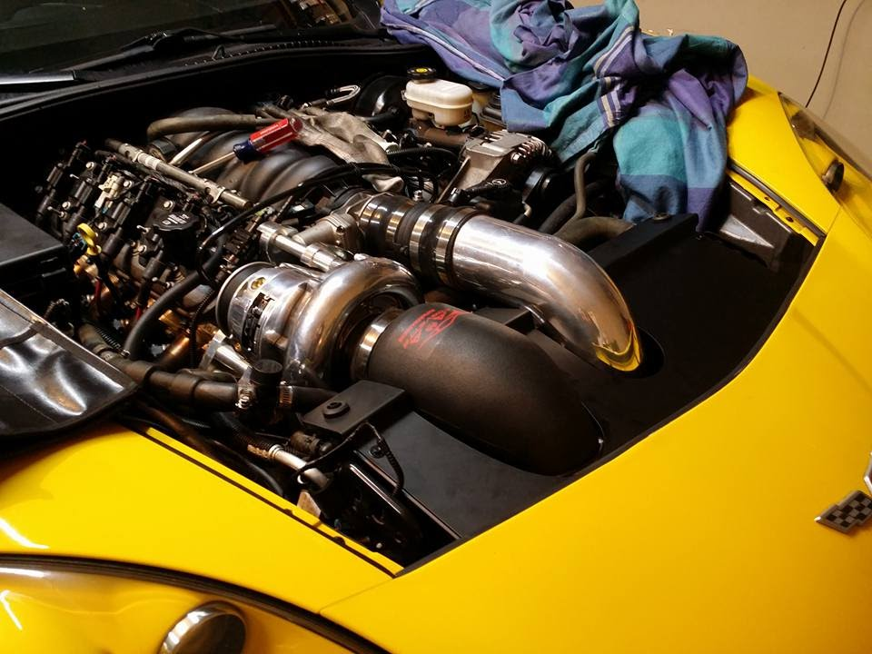 a a corvette supercharger and ls9 cam full install c6 corvette rh youtube com Magnuson Supercharger Corvette Corvette Supercharger Kit