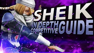 Sheik In Depth Competitive Guide - ZeRo (Super Smash Bros Wii U)