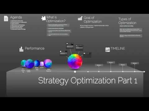 Strategy Optimization Part 1 Trend Trader Pro Trader Live Training 3rd April 2014