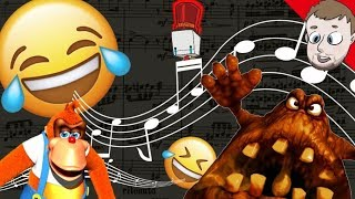 Top 10 Funny Video Game Songs - SmashMasterShow