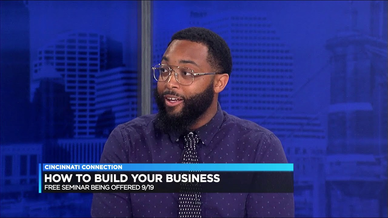 "Cincinnati Connection: ""How to build a better business"""