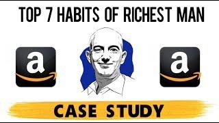Jeff Bezos दुन्या के सबसे अमीर इंसान की CASE STUDY - 7 RULES | SeeKen