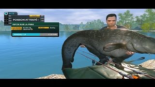 Dovetail Games Euro Fishing Gameplay Multiplayer FR  BONUS Big BOSS #13