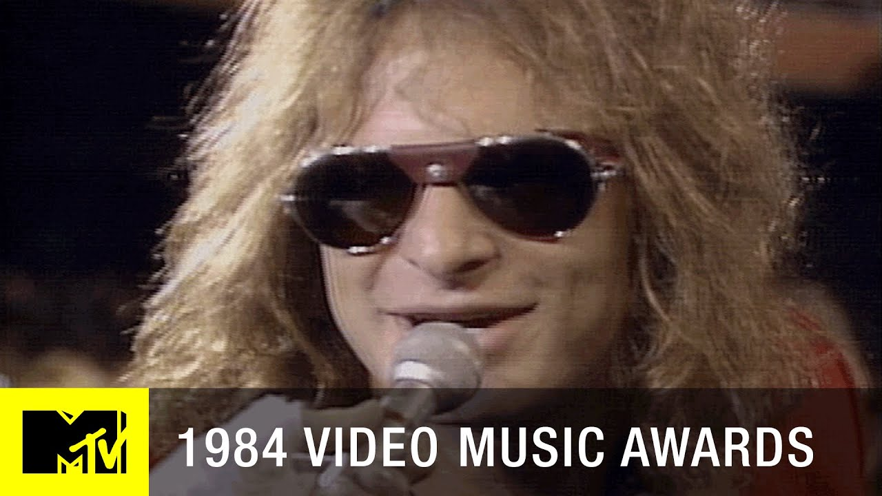 A Look Back At First Ever Vmas In 1984 Mtv Youtube