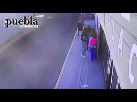 Sujetos armados asaltan a alumnas de Universidad Mesoamérica en Puebla