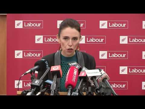 Jacinda Ardern announces ministerial portfolios