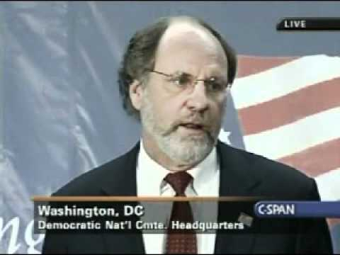 Corzine Teams Up with Debbie Stabenow to Promote Senate Democrats