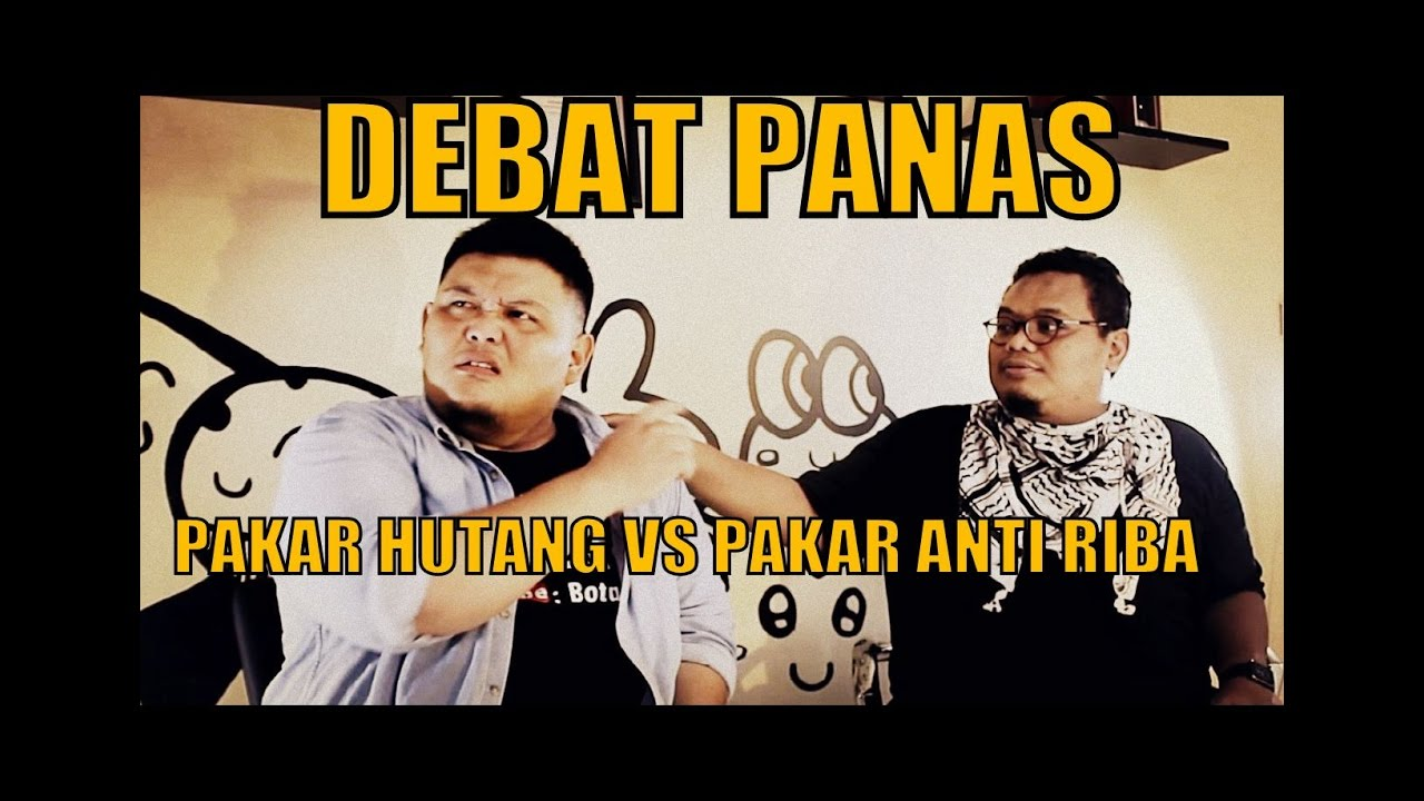 Download HEBOH!! DEBAT PANAS PAKAR HUTANG VS  SAPTUARI SUGIHARTO I BanDinginApa #4