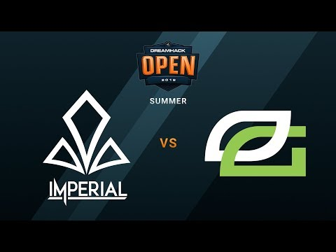 Imperial vs Optic - DH Open Summer 2018 Playoff G.1