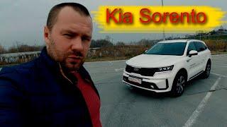 Kia Sorento 2020, Новый КИА Соренто в комплектации престиж