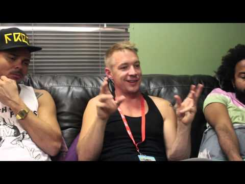Major Lazer interview with Dj Beatstreet