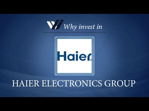 Haier Electronics Group - Why invest in 2015