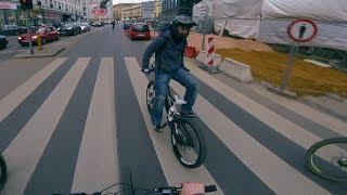 Dobrze być z powrotem na rowerze!
