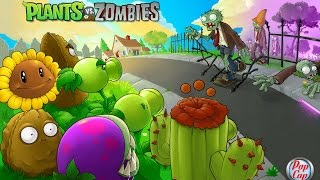 Plant Vs Zombie Endless  Survival Best Strategy Never Die