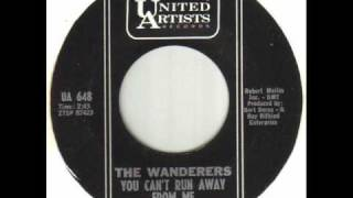 The Wanderers - You Can
