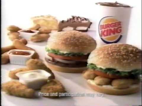 Burger King 2000