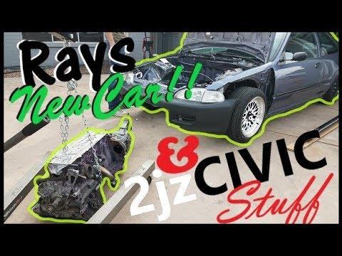 "Rays New Car!! ""Finally"""