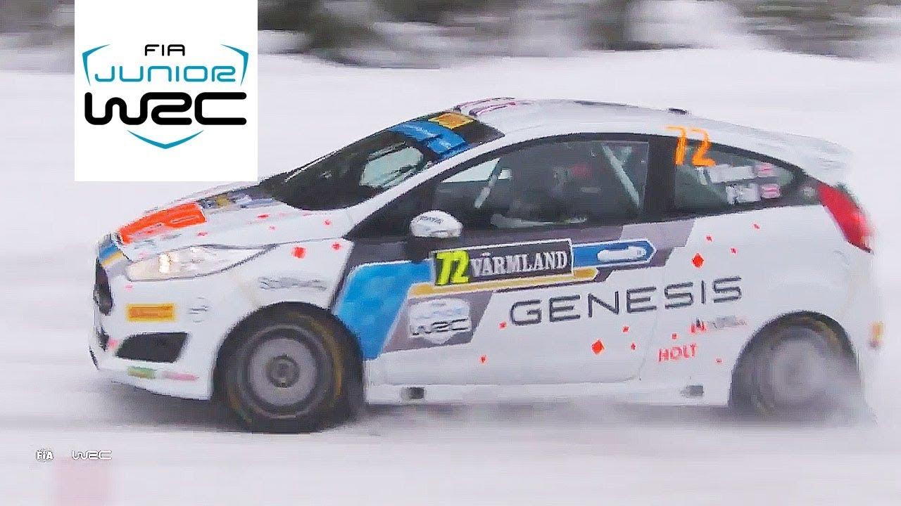 FIA Junior WRC - Rally Sweden 2018: JWRC Event Highlights