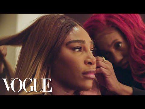 Inside Serena Williams's Intimate New York Fashion Week Show | Vogue