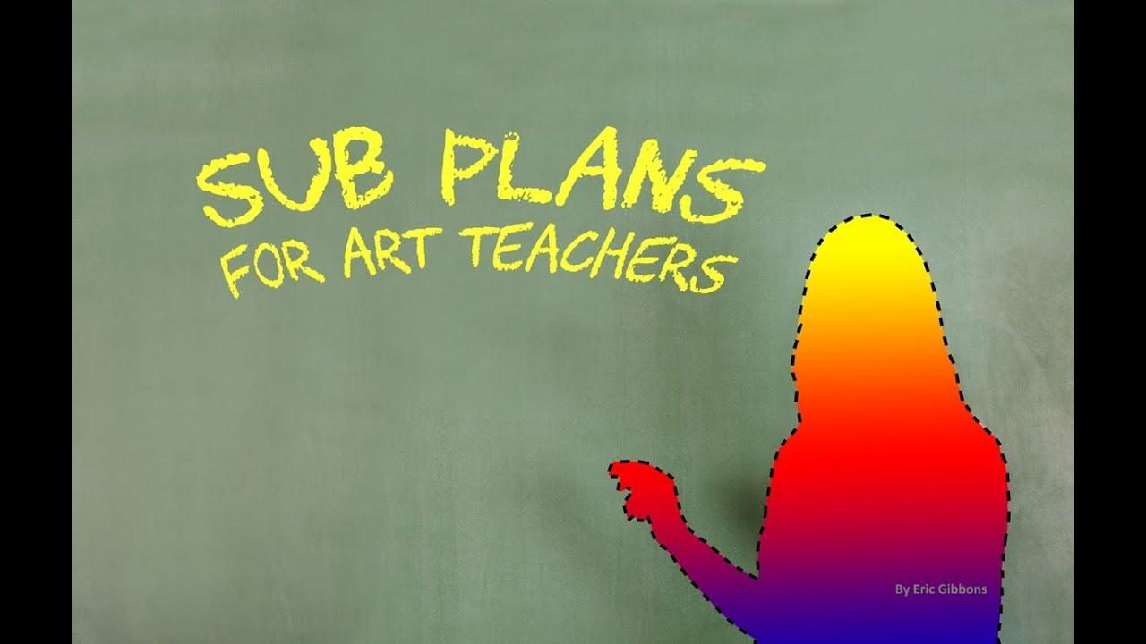 8th Grade Art Sub Project