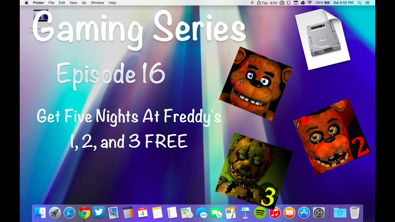 five nights at freddys download mac free full version