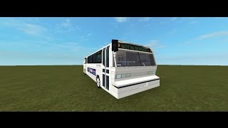 Roblox NJ Transit 1998 NovaBus RTS Retired Quick Walkaround Episode #3