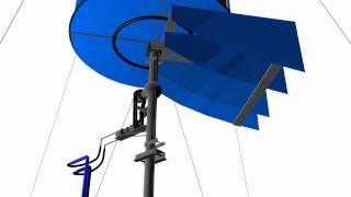 видео ветродвигатель   Зеленая энергия